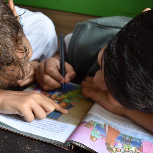 gemeinsam spielend lernen