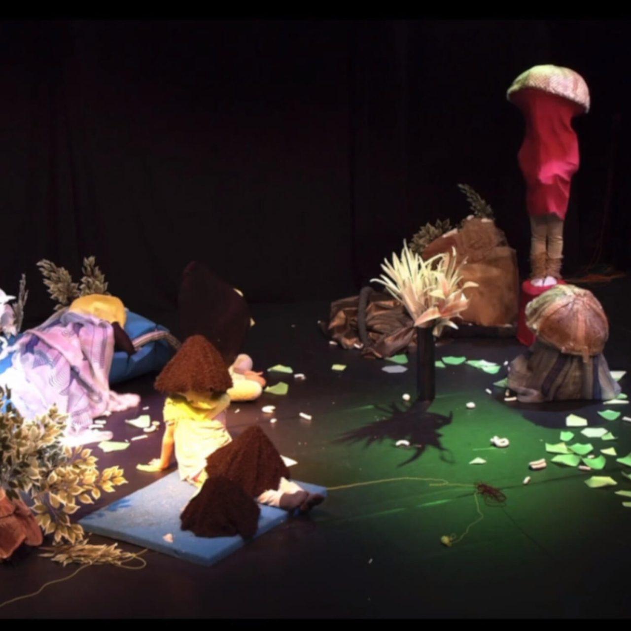 "Theaterprojekt ""The Mushroom Project"""